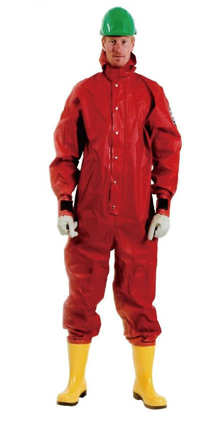 SPRAY TIGHT CHEMICAL PROTECTIVE SUIT -GL