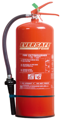 9L foam fire extinguisher ( pressure storage type )