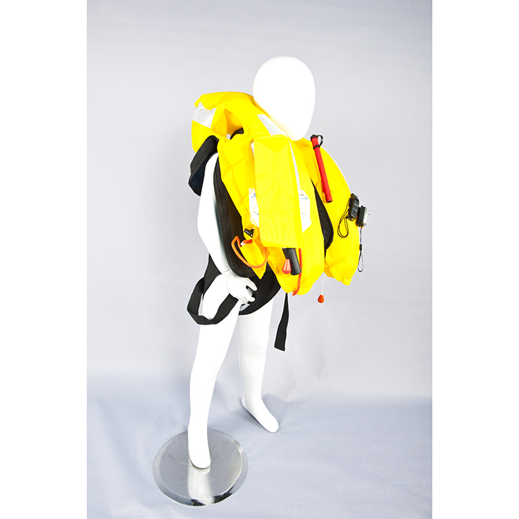 INFLATABLE LIFE JACKET (CHILDREN )HWAYAN/HYJ-QC-D1